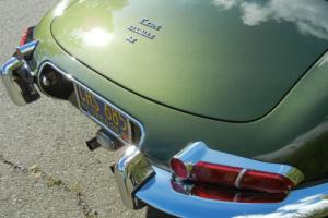 1966 Jaguar E-Type Photo