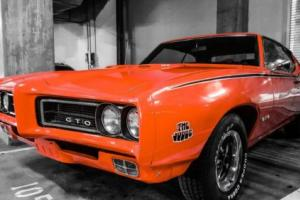 1969 Pontiac GTO Judge Tribute Photo