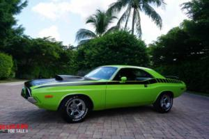 1973 Dodge Challenger Rt Clone 440