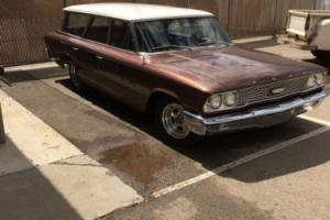 1963 Ford Other Station Wagon