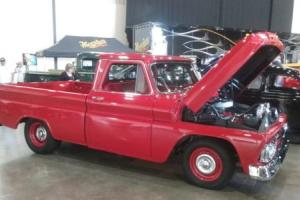 1964 GMC gmc shortbed fleetside c-10 custom cab shortbed