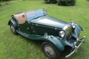 1981 Replica/Kit Makes Duchess 1952 MG TD