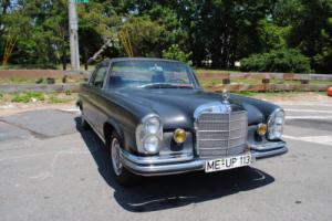 1967 Mercedes-Benz 200-Series SE