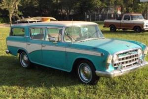 1957 Nash Rambler CrossCountry