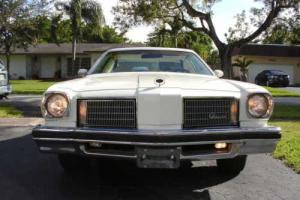 1975 Oldsmobile Cutlass