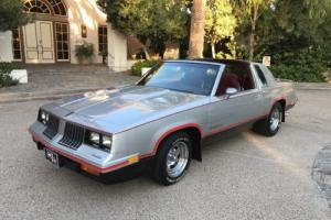 1984 Oldsmobile Custom Cruiser HURST
