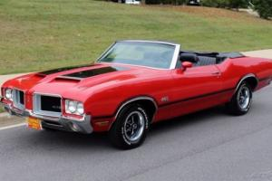 1971 Oldsmobile Cutlass 442