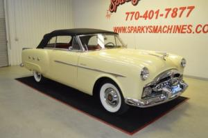 1952 Packard Packard Mayfair 250 Convertible