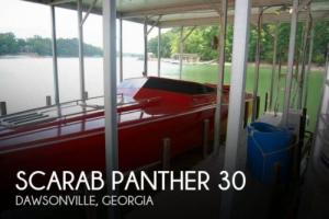 1988 Scarab Panther 30 Photo