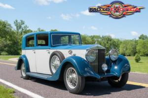 1935 Other Makes Barker Bodied #7007