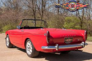 1965 Sunbeam Sunbeam Tiger Photo