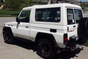 1987 Toyota Land Cruiser LJ73