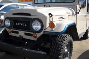1967 Toyota Land Cruiser OPEN BED TRUCK