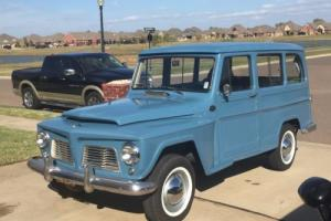 1966 Willys Station Wagon