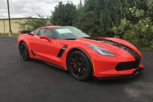 2016 Chevrolet Corvette 2LZ- 8 SPEED PADDLE SHIFT AUTOMATIC