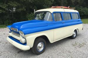 1959 Chevrolet Other Pickups suburban
