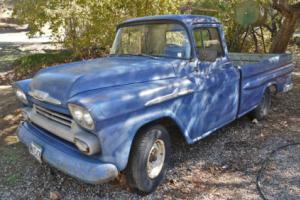 1958 Chevrolet Other Pickups Fleetside Longbed