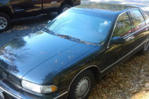 1995 Chevrolet Impala Caprice / Impala SS Photo