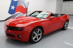 2011 Chevrolet Camaro 2LT RS CONVERTIBLE LEATHER HUD
