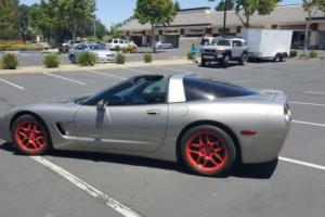 2001 Chevrolet Corvette Ls1