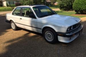 1986 BMW 3-Series Photo