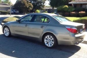 2007 BMW 5-Series 550I Photo
