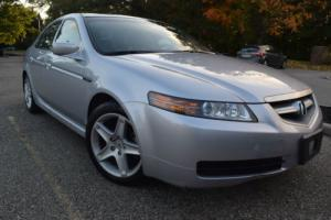 2005 Acura TL LEATHER  &  NAVIGATION-EDITION