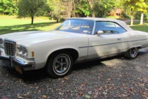 1974 Pontiac Other Convertible