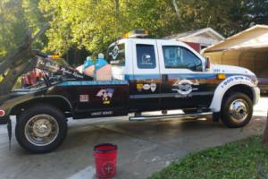 2005 Ford F-450 Tow Truck
