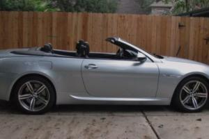 2010 BMW M6 2dr Convertible