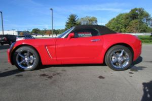 2008 Saturn Sky 2dr Convertible Red Line
