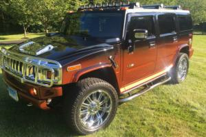 2008 Hummer H2 Southern Comfort Conversion Custom Luxury Package