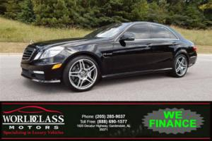 2012 Mercedes-Benz E-Class 4dr Sedan E63 AMG