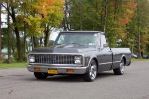 1972 Chevrolet C-10 Fleetside