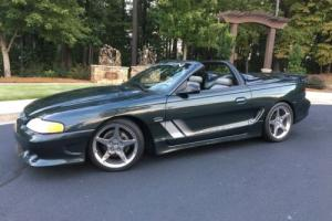 1998 Ford Mustang Saleen Speedster 98-0026