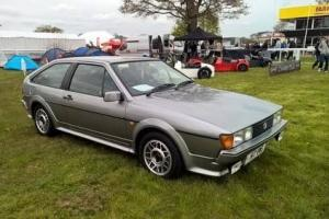 VOLKSWAGEN SCIROCCO SCALA SILVER 1991 MANUAL MINT CONDITION REAL COLLECTABLE