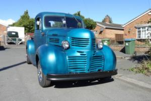 1946 DODGE PICKUP  V8 short bed uk reg