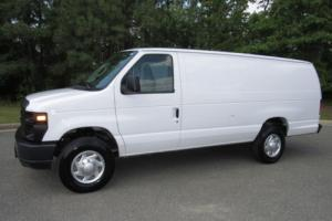 2014 Ford E-Series Van Commercial Cargo