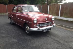 VERY RARE 1955 VAUXHALL WYVERN MAY TAKE A px
