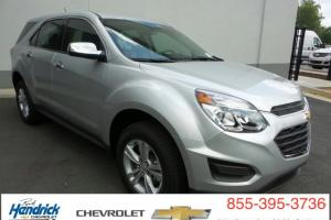 2017 Chevrolet Equinox FWD 4dr LS Photo