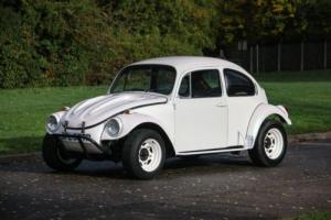 1972 VW Beetle Baja, the original RHD California Factory built Show Car.