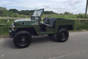 1972 Land Rover Lightweight V8 Tax Exempt, No Swap Px Convertible, Bike