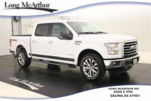 2016 Ford F-150 2016 F-150 MVP EDITION 4X4 SUPERCREW MSRP $50535
