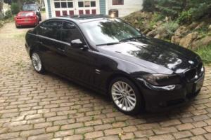 2011 BMW 3-Series XDrive with Sport Package Cold Weather Package