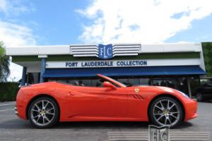 2013 Ferrari California 2dr Convertible