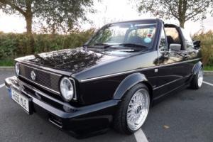 Show Winning volkswagen Golf mk1 clipper sportline rep not gti