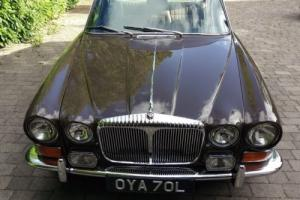DAIMLER SOVEREIGN SERIES 1  4.2  2.8 MANUAL O/D ONLY 60K MILES  1972 JAGUAR XJ6 for Sale