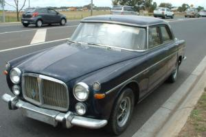 1969 ROVER P5B Saloon 3.5 Litre V8 Photo
