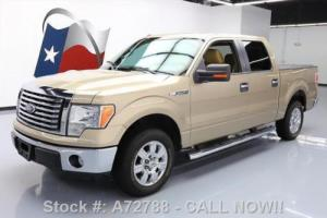 2011 Ford F-150 XLT SUPERCREW 5.0L TEXAS SIDE STEPS