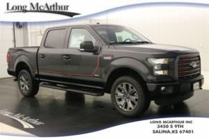 2016 Ford F-150 LARIAT 4X4 TURBOCHARGED SUPERCREW  MSRP $57796